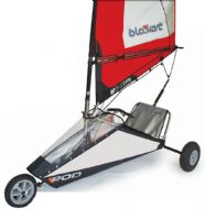 BloKart POD Black Including Foot Bar